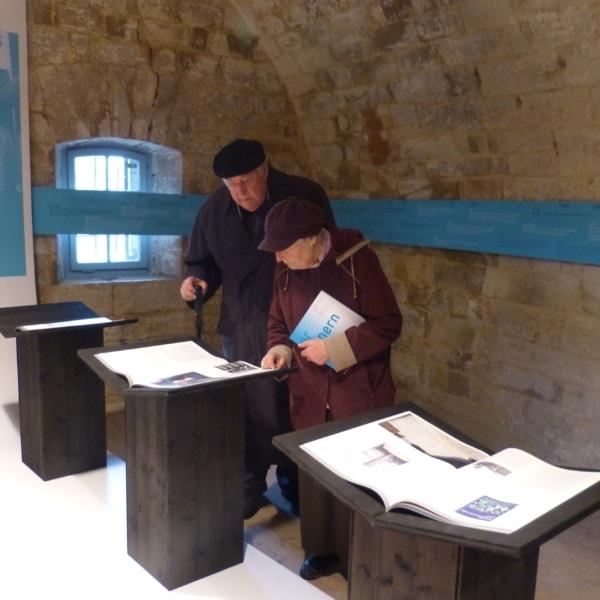 """Ausstellungsprojekt """"Erinnern in Ulm"""" (2014-2015)"""