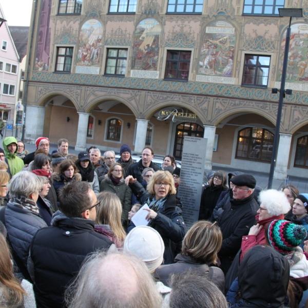 Sophie Scholl und ihr Leben in Ulm