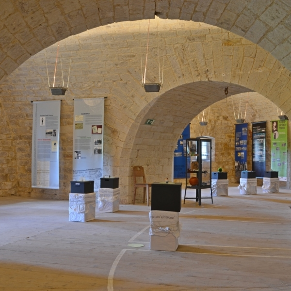 """Ausstellungsprojekt """"Kicker, Kämpfer und Legenden"""" (2016)"""