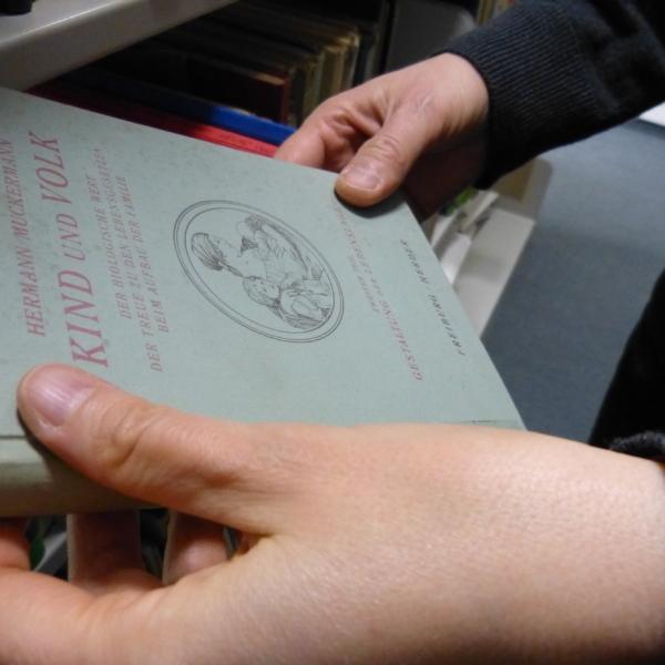 """Sprachprojekt """"Man wird ja wohl noch sagen dürfen…"""" (2017-2019)"""