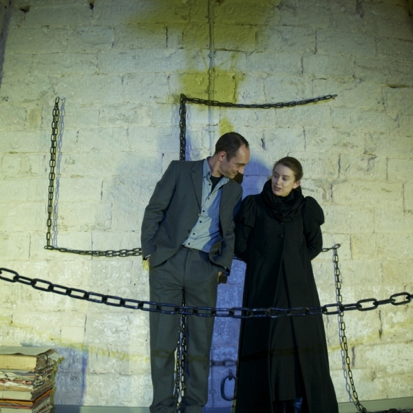 Theaterprojekt ANTIGONE/SOPHIE (2013)