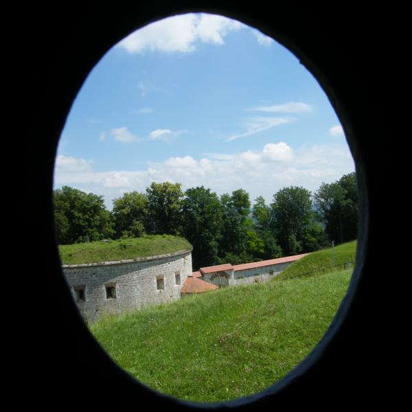 Geschichtsspaziergang ums Fort Oberer Kuhberg